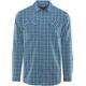 Patagonia High Moss - Camiseta de manga larga Hombre - Azul petróleo